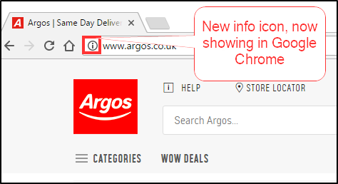 argos-not-secure